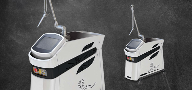intros medical laser QS-Nd:YAG-LASER Q 10